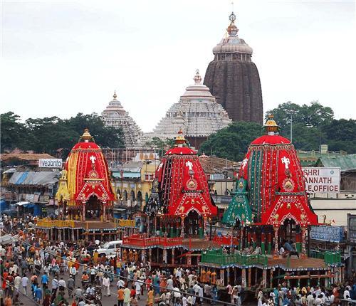 Ratha Yatra or the Car Festival of Lord Jagannath.