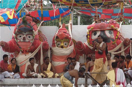 Snana Yatra of Lord Jagannath