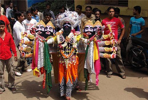 Jaga Culture of Puri
