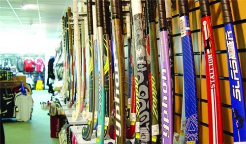 Sports equipments in Raigarh