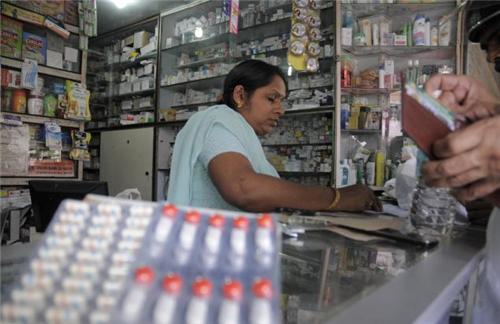 Chemist stores in Raigarh