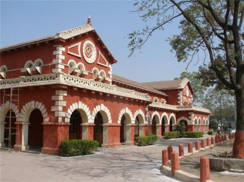 Past and Present of Raipur