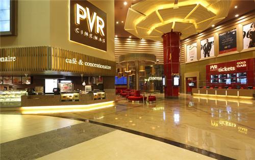 Movie theaters in Raipur