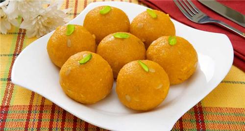 Desserts from Rajasthan