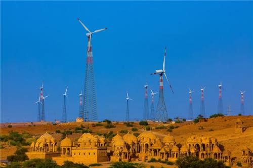 Energy Resources in Rajasthan
