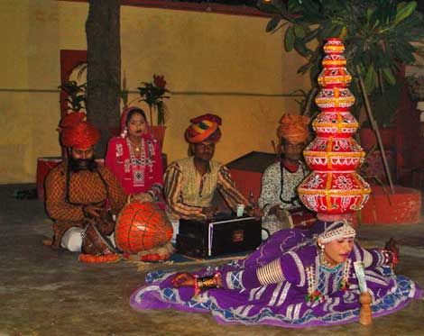 Entertainment in Rajasthan