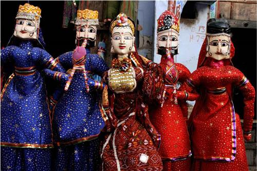 Puppet Shows in Rajasthan