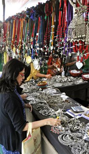 Rajasthani Jewelery Stores
