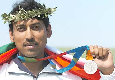 Sports Personality from Rajasthan