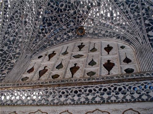 Sheesh Mahal, Amber Fort Jaipur