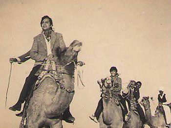 Satyajit Ray's movie Sonar Kella