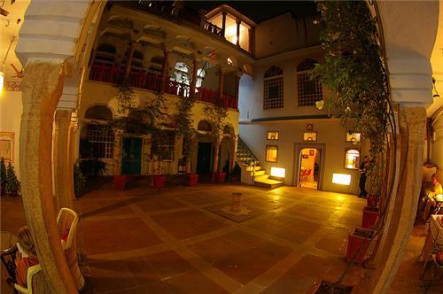 Heritage hotel in Jaipur