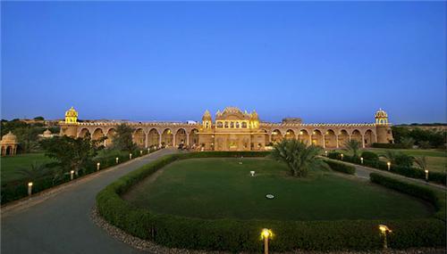 Heritage hotels in Jaisalmer