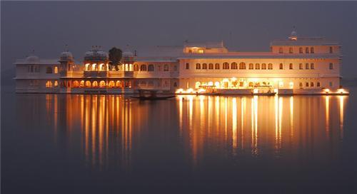 Heritage hotel in Rajasthan