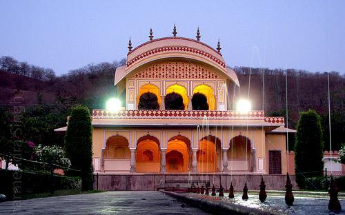 Gardens in Rajasthan