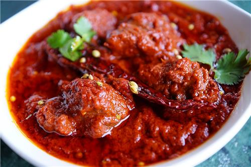 Non-veg Recipes of Rajasthan