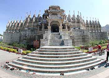 Adishwar Temple in Pali