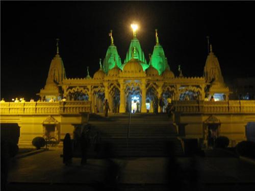 Akshardham Temple in Jaipur
