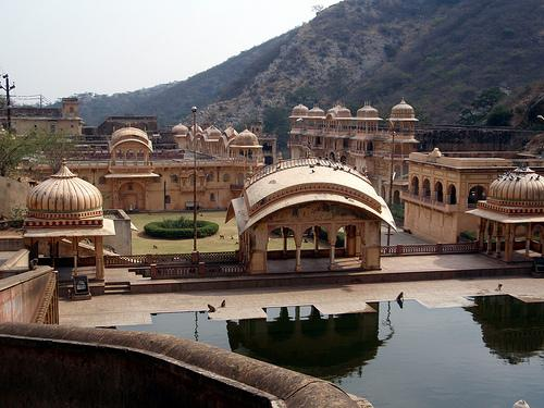 Unique Temples in Jaipur