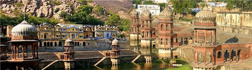Popular temples in Rajasthan