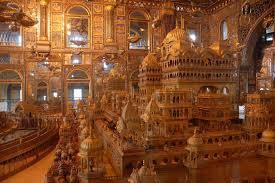 Nasiyan Digambar Jain Temple in Udaipur