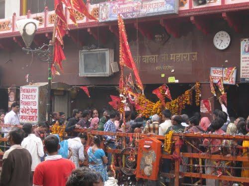 Balaji temples in Rajasthan
