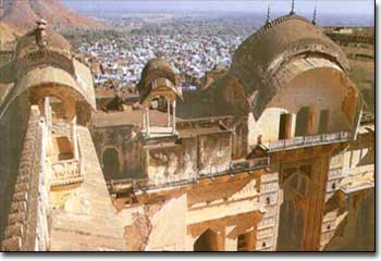 top monuments in rajasthan