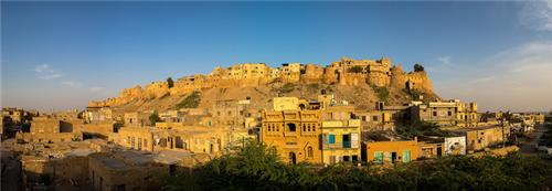 Monuments in Jaisalmer