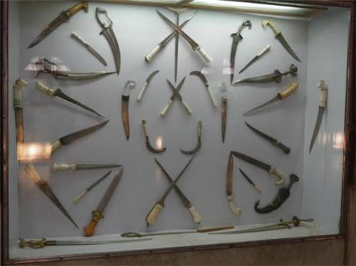 Junagarh Fort Museum in Bikaner