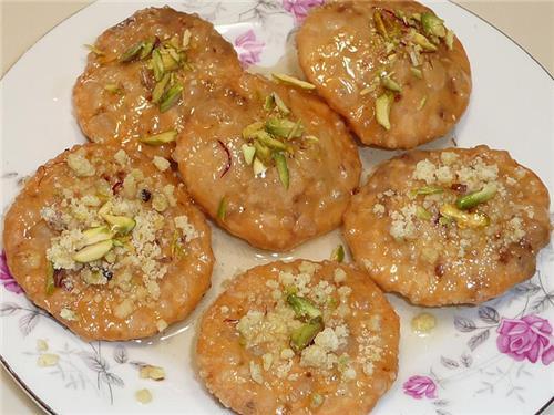Desserts in Rajasthan