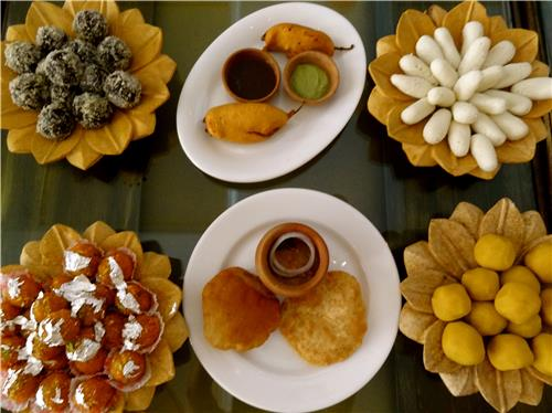 Specialty sweets of Rajasthan