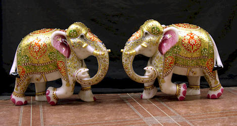 meenakari handicraft from rajasthan