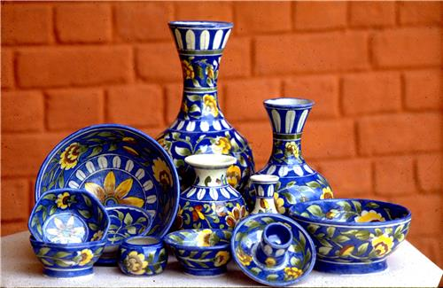 pottery in rajasthan