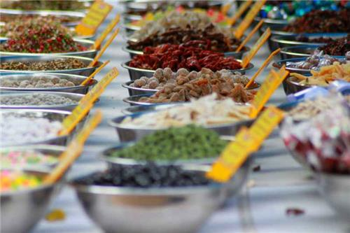 Preserved Food Items Exclusive To Rajasthan