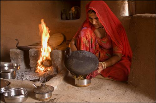 standard cooking style of rajasthan