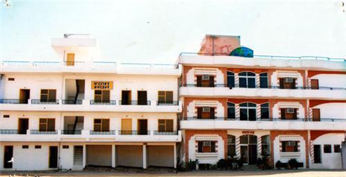 Pilgrim rest house in Pushkar