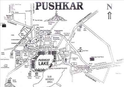 Geography of Pushkar