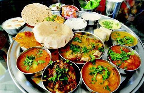 List of Vegetarian Restaurants in Pushkar