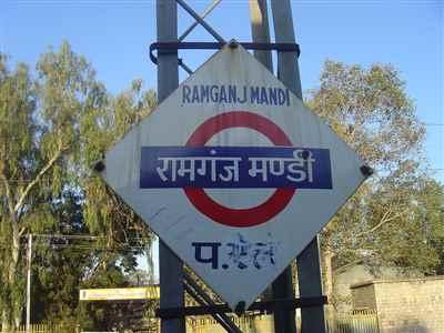 About Ramganj Mandi