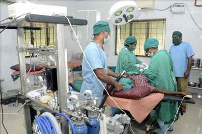 Health care facilities in Sirohi