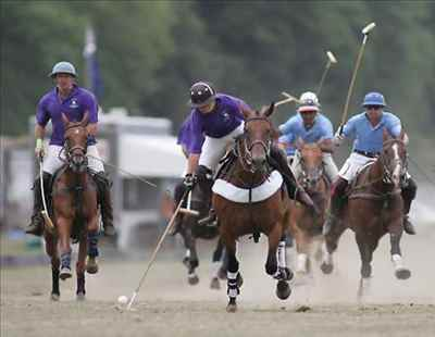 Polo the princely sport of Rajasthan