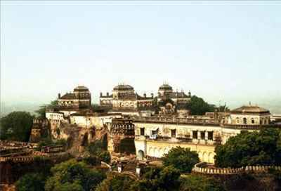 Fort of Rampur