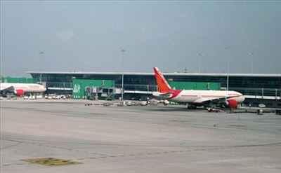 Indira Gandhi International airport (DEL/VIDP)