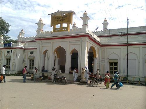 Rampur Railway station (RMU)