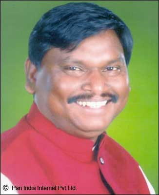 Former Chief Minister of Jharkhand