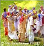 Popular Festival in Ranchi