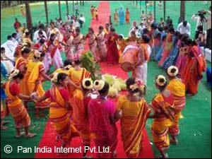 Banda Festival in Ranchi