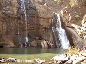 Origin of Subarnarekha River