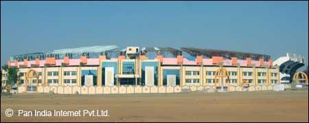 Famous Sport Stadium in Ranchi