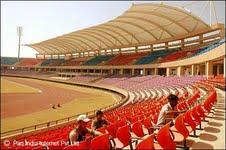 Largest stadium of Ranchi